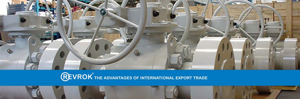 THE ADVANTAGES OF INTERNATIONAL EXPORT TRADE