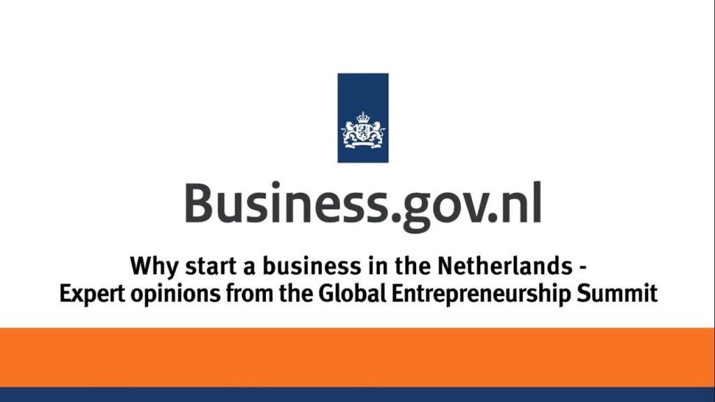 Why start a business in Netherlands | abc handel en industrie